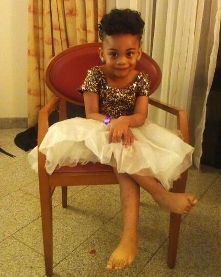 Dance Queen, Kaffy Celebrates Her Daughter As She…
