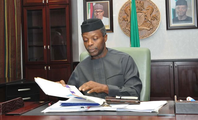 Image result for Benue killings: You lied, Osinbajo replies Ortom