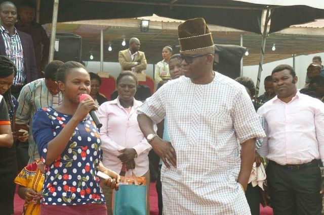 Fayose To Employ 2000 Into Ekiti Teaching And Civil Service