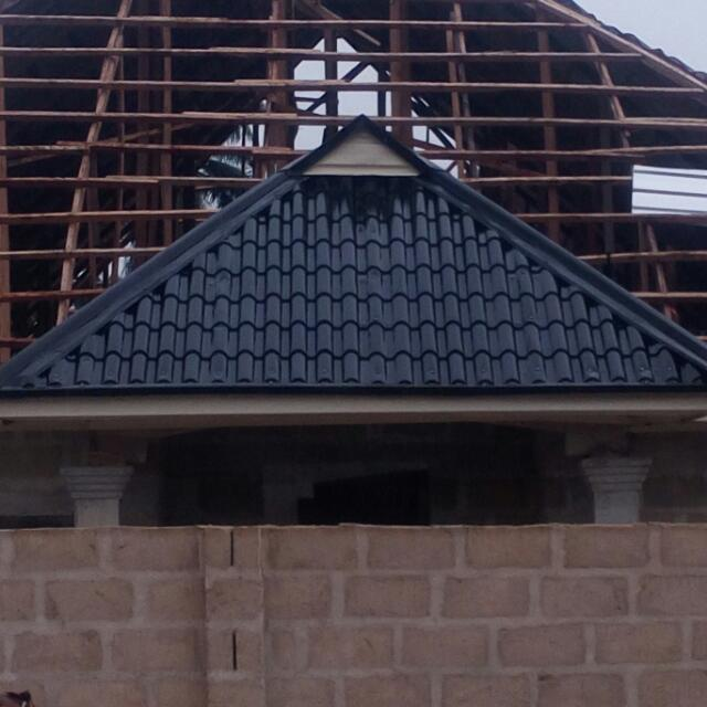 Roof Your House With Quality Aluminum Roofing Sheets Call