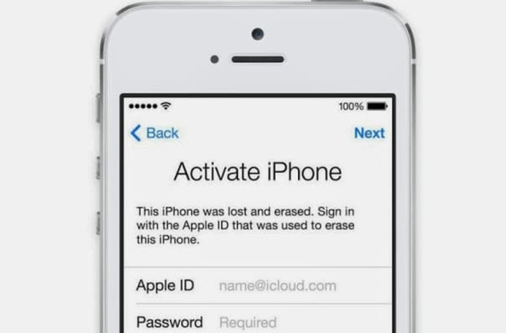 iphone 5 activation lock removal 2018