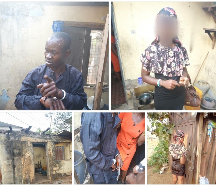 """Touch & Follow"": Pastor & Prayer Warrior Arrested For Charming, Abducting Lady (Pic)"