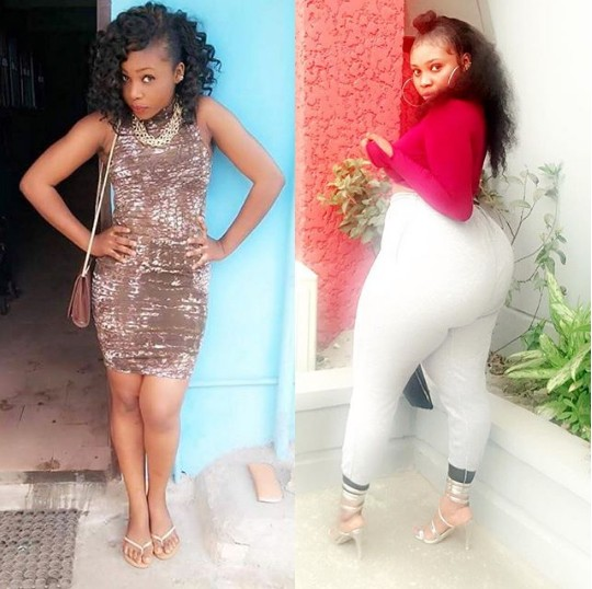 From Thin To Thick & Curvy: Lady Shares Her Transformation Photos Within 3 Years
