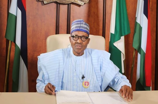 APC South East Leaders Meet Buhari, Endorse Him For Second Term