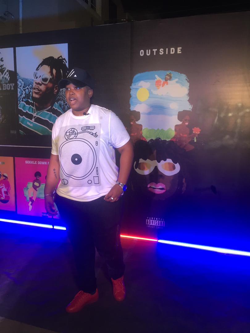 PHOTOS: Davido, Phyno At Burna Boy's Private Listening Of