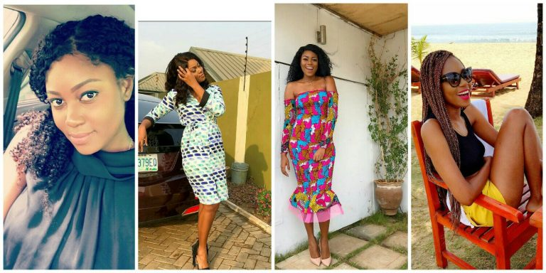 6588082_1516572817269111503018768x384_jpeg99b1edde9a7d8e3fd224cd187d5b0711 Yvonne Nelson Is Back On Set For A New Movie As She Looks Fabulous In New Photos
