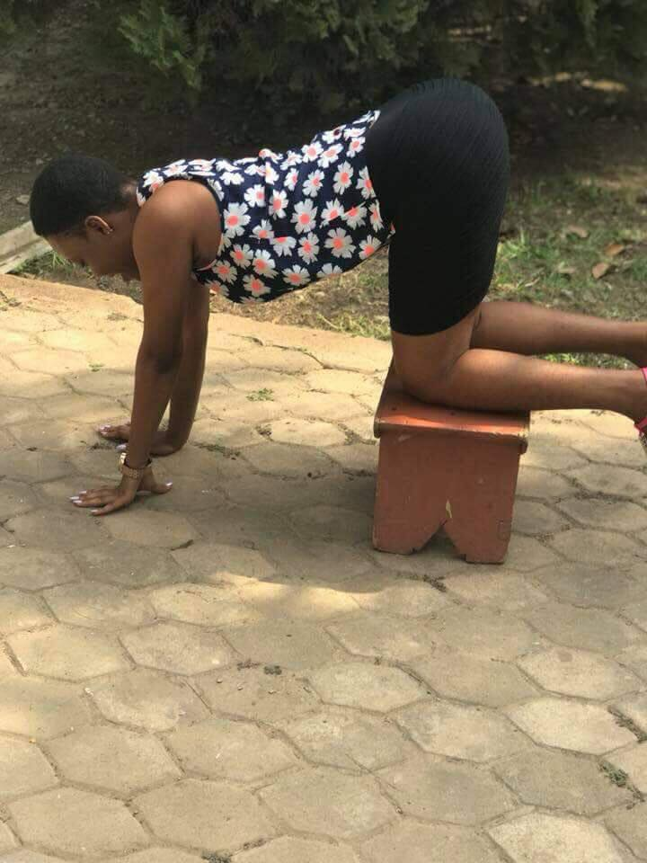 "6595578 stoolchallenge3 jpg1774d0e04cc4a46ef995e420bc85c1ed - Ghanaians Start The ""Stool Challenge"" After Headmaster-Student S3xtape (Pics)"