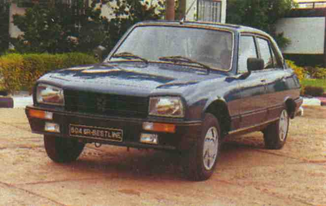peugeot celebrates 50 years of legend 504, nigerians reacts (photos