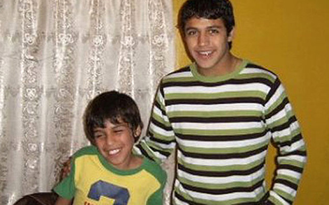 Picture of Alexis  Sánchez Brother, called Hermanito