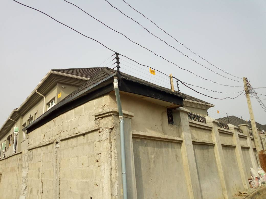 Electric Fence Installation Business Nigeria Wiring Call 08082565513 For Details Re