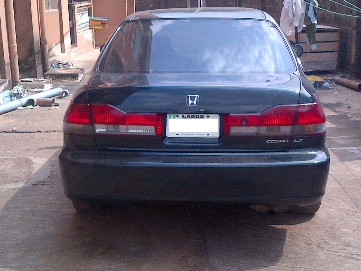 Awesome Dont Miss This Opportunity, May Not Last Long 650k Naira Final Price.  Contact: WAHAB 08023704673. Re: Clean Honda Accord 2000 ...
