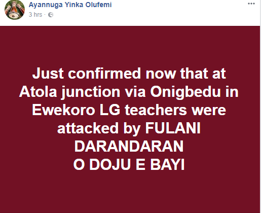 6606580_screenshot3_png16cf79a3c80f705aa3d81525706bc74a Herdsmen Allegedly Attacks Some Teachers In Ogun State (Photos)