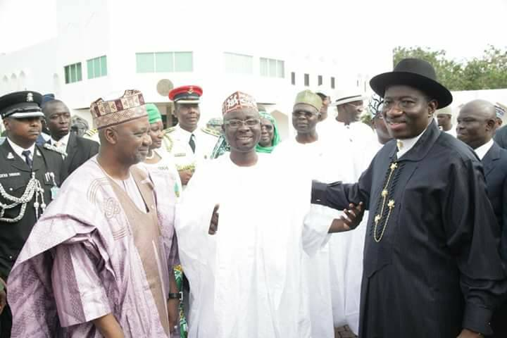 """GEJ's """"Friend"""" Who Left Him For Buhari Speaks Ahead Of 2019 Election (Photos)"""
