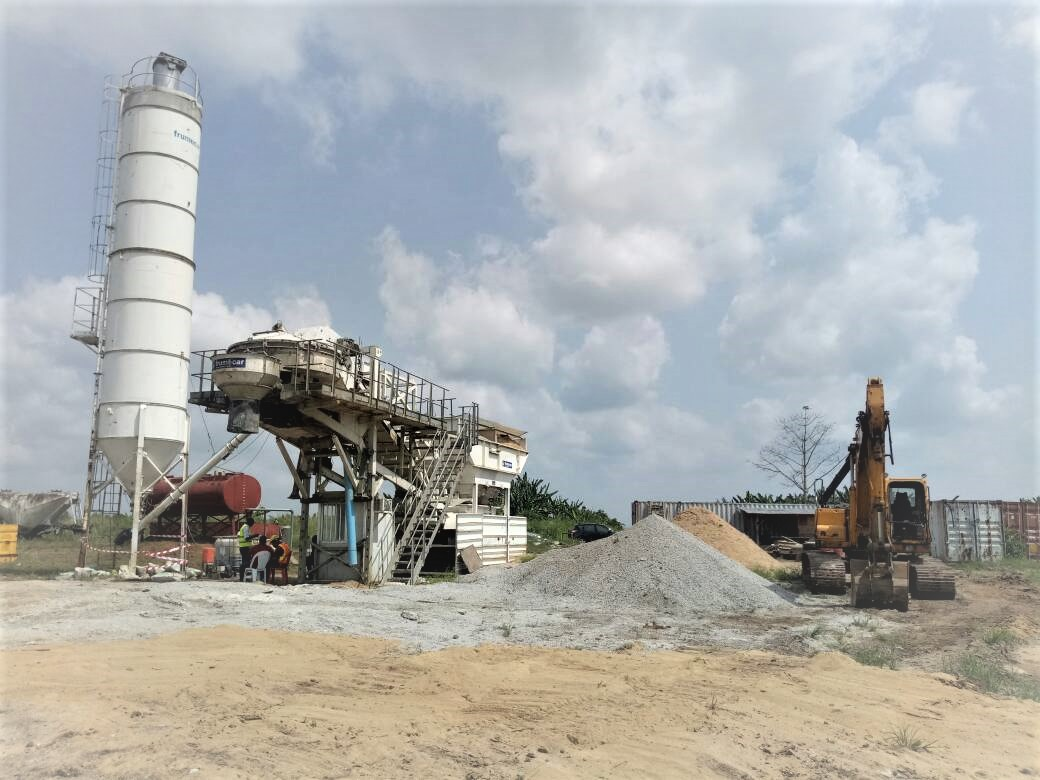 Image result for Concrete Business in Nigeria