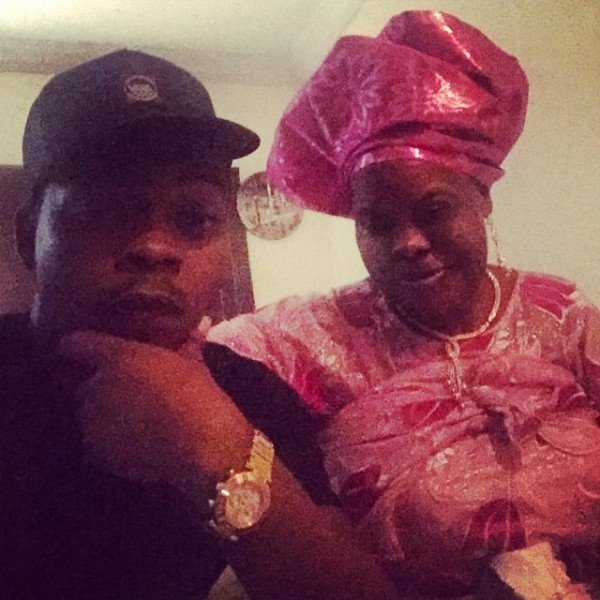 Olamide's Mother Is Dead! (Photo)