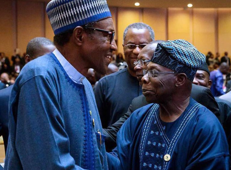 President Buhari Warns Aides Over Obasanjo