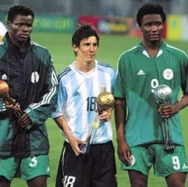 Messi, Mikel Obi And Taiye Taiwo As 1st, 2nd, 3rd Best Players ...