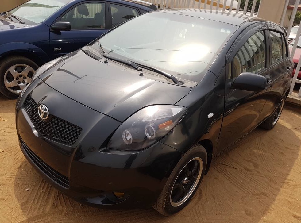 Toyota Yaris 2007 Hatchback Pimped Clean Toks...1.68m
