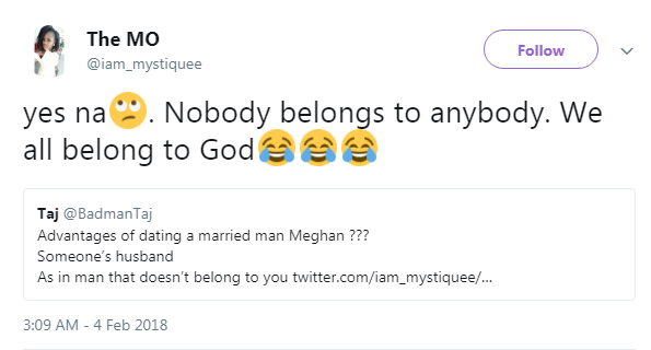 what does god say about dating a married man