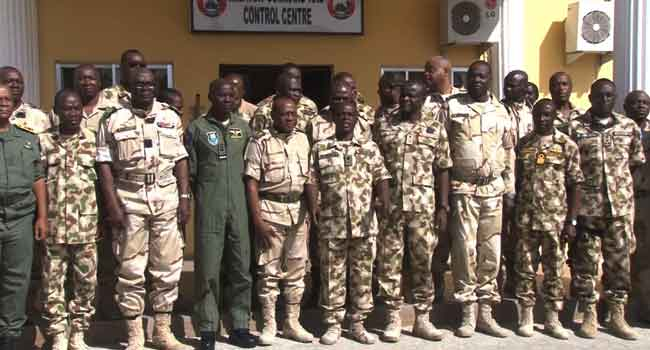 Boko Haram Completely Defeated, According To Nigerian Army