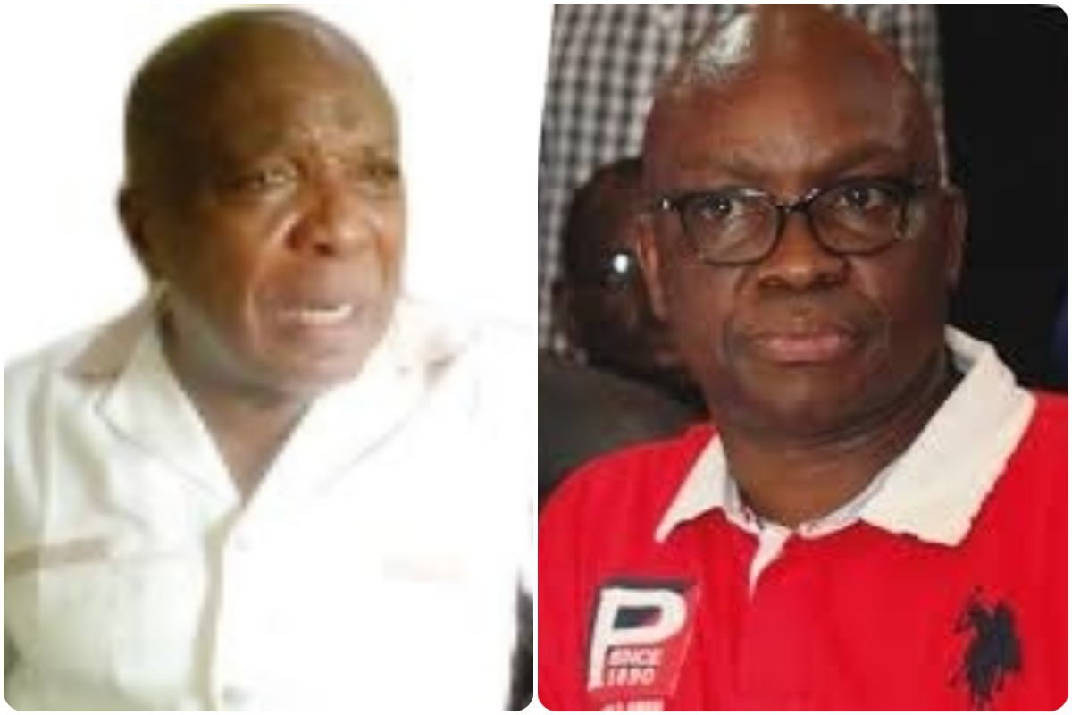 Image result for Chief Of Staff To Fayose, Dipo Anisulowo