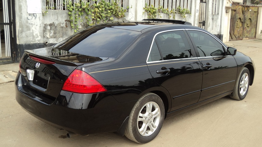 Honda Accord 2007 Model For Sale Toks Autos Nigeria