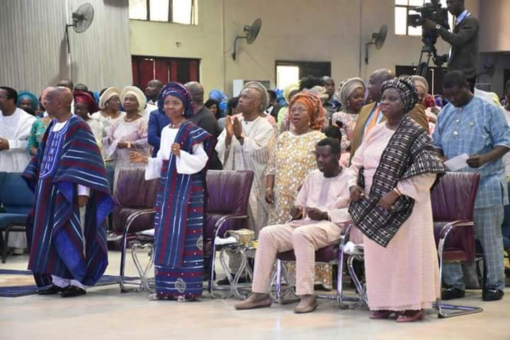Adeboye, Enenche, Ibiyeomie, Others, Step Out For Pastor Faith Oyedepo @ 60 (Pics)