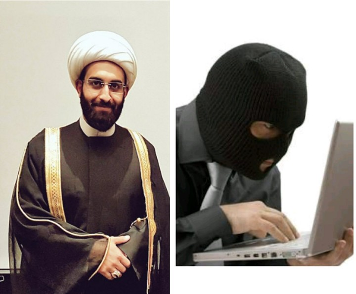 An Australian Imam Narrates What He Did To A Nigerian Scammer