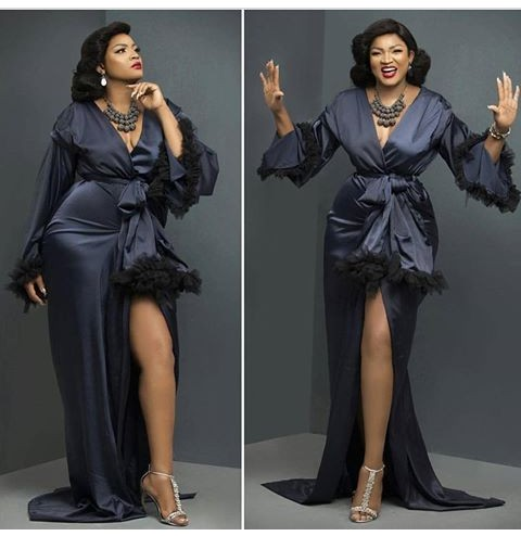 HOT!!!:  Omotola Jalade Shares Stunning New Photos To Celebrate Her 40th Birthday