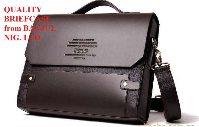 Quality Leather Briefcase, Men's Business Bags For Sale ...