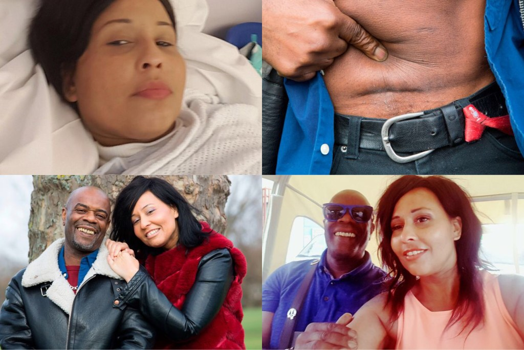 Lady Rejects Man's Marriage Proposal After Giving Her A Kidney (Pics)