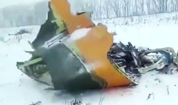 Russian Jet Crash: Plane Carrying 71 'Breaks Up' In Moscow Sky; No Survivors