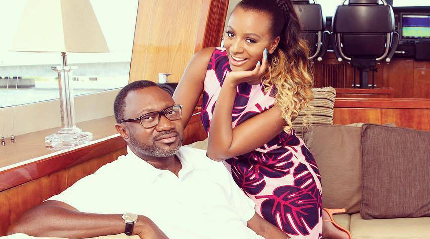 """""""I Imagine What His DM's Will Be Like"""": DJ Cuppy Reacts To Her Dad Joining Instagram"""