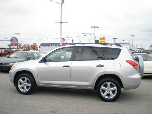Super Clean 2007 Toyota Rav4 Limited Autos Nigeria