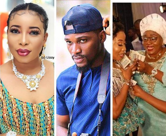 #BBNaija: People Saying Tobi's Parents Are Rich, He Doesn't Need Money- Actress Lizzy