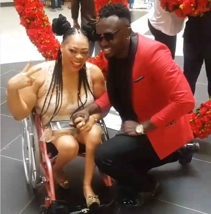6704395_screenshot1_jpeg0e2f556455f0df226841c8ce51bea38f Singer Dezign Melts Hearts As He Steps Out With His Special Val (Video,Photos)