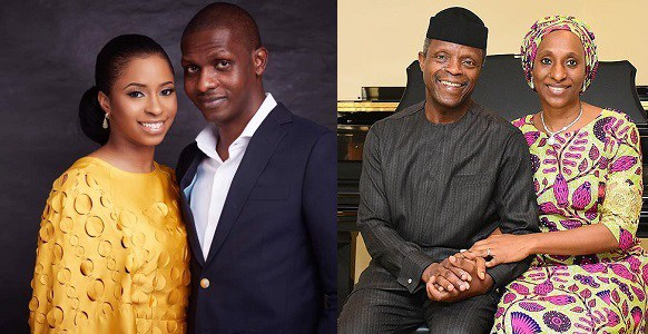Vice President Osinbajo's Daughter's Fiancé, Bakare Is An RCCG Pastor & Not A Muslim
