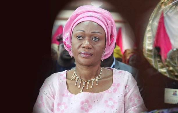 Tinubu's Wife-  My Husband Was 'Trashed' After APC Won 2015 Election