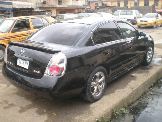 Nissan Altima Gas Mileage >> Registered Nissan Altima 2.5 SL 2002 And Other Cars @ Good Prices 087023416552 - Autos - Nigeria