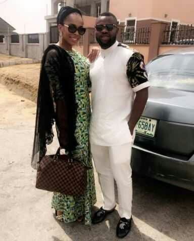 BBNaija: Tboss Preaches Forgiveness After Attending Church With Kemen (Photo)
