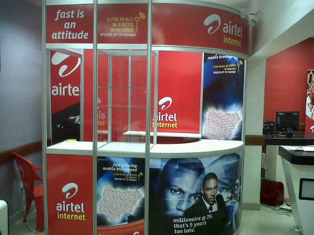 Exhibition Stand Nigeria : Call for building exhibition stands and space