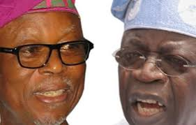 Tinubu/Oyegun Face-Off: See Who APC Governors Are Backing