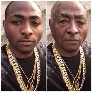 How Olamide, Phyno, Wizkid And Davido Will Look Like When