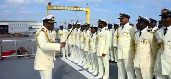 Nigerian Navy Salary Structure 2018 – See How Much Pays