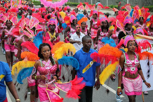 Image result for Nigeria carnival in U.S. celebrates culture, heritage with exhibition