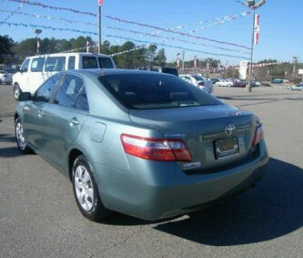 american used toyota camry 2007 model for sale autos nigeria. Black Bedroom Furniture Sets. Home Design Ideas