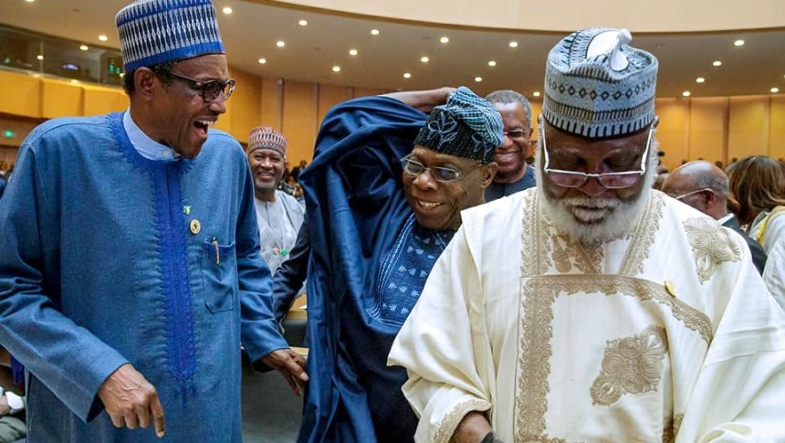 Buhari Snubs Obasanjo On His 81st Birthday