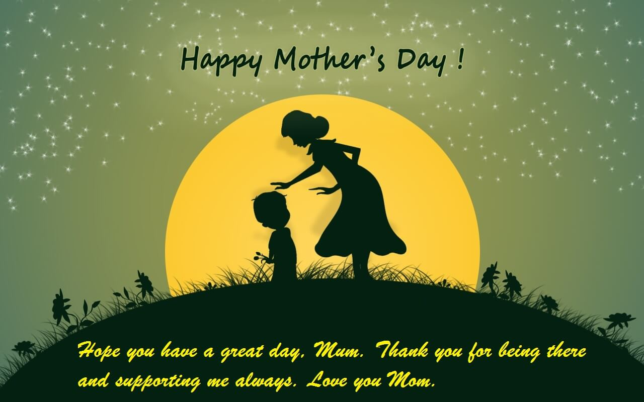 mom happy mothers day - HD1280×800