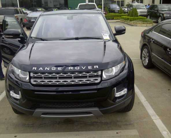 brand new 2012 range rover evoque best price autos. Black Bedroom Furniture Sets. Home Design Ideas