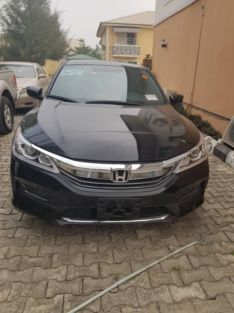 08186999551 Re 2017 Honda Accord Sport Full Options